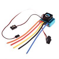 120A Sensored Brushless Speed ​​Controller ESC per 1/8 1/10 1/12 Auto Crawler