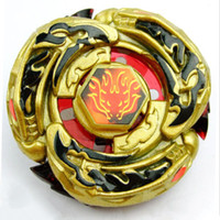 Wholesale Drago Destroy - 1pcs Beyblade Metal Fusion L-Drago Destructor (Destroy) Gold Armored Metal Fury 4D Beyblade - USA SELLER!
