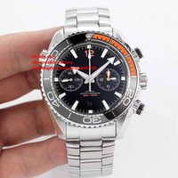 Wholesale Planet Ocean Gold - 8 Color Top Quality Watch BF Factory 45.5mm Planet Ocean Co-Axial 600 M 215.32.46.51.01.001 Swiss CAL.9900 Movement Automatic Mens Watches