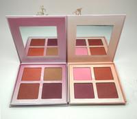 Wholesale Blush Palettes - HOT Blush Kit Makeup Face Powder Blusher Palette Radiant Blush Kit Gradiant Blush Kit DHL Free shipping+GIFT