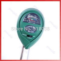 Wholesale Hydroponics Ph Meter - G104 hot-selling newest New 3 in1 Plant Flowers Soil PH Tester Moisture Light Meter hydroponics Analyzer Free Shipping