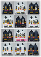 Wholesale Cotton Mix - Women KIDS Vegas Golden Knights 18 James Neal 29 Marc-Andre Fleury Ice Hockey Jerseys Fleury Sports Uniforms Team Gray Road White Mix Order