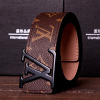 Wholesale Waistband Women - Fashion Brand ceinture mens Luxury belt belts for Women genuine leather Belts for men designer belts men high quality waistband