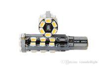 Wholesale Smd Led Warn White - T10 1206 24 30 SMD 12V DC Canbus No Error Car Led Warning Side Read Light Lamp