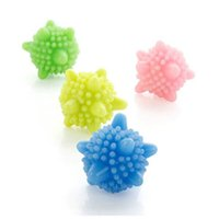 Wholesale Disc Cleaning - 2015 Delicate High Quality 4pcs lot Detergent Winding Preventing Cleaning Cleaner Magic Washing Wash Laundry Ball & Discs