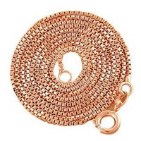 Wholesale 9k Gold Filled Necklace - Trendy Hot Sale High Quality New Long 9K Rose Gold Filled Women Charming Beautiful Necklace Gold Color