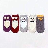 Wholesale Socks Knitting Needles - The new cotton lady socks 200 needle date line cartoon creative socks candy colored socks, socks, spring, summer, wholesale