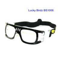 Wholesale Prescription Protective Goggles - Wholesale-5pcs Adult Basketball Glasses Sports Prescription protective football Goggles RX gafas oculos anteojos lentes deportes anteojos