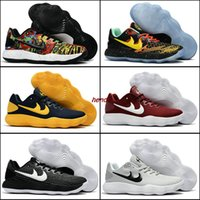 2018 Low Hyperdunk EP Shoes Basketball Shoes Sneakers para homens Hyper Dunk Basket Ball Sports Hyperdunks Sneakers Boost Preto Branco Vermelho Amarelo