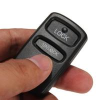 düğme japonya toptan satış-Toptan 10-Button Uzaktan 10 adet Araba Anahtarı Kabuk yedek Araba Anahtarı Durum Kapak için Japonya Araba Mits ** serisi Ecli -pse 00-06