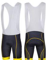 Wholesale Cheap Spandex Bike Shorts - Cheap CheJi 2016 MEN Cycling Bib Shorts Pants 3 Colors Red Blue Cycling Jerseys Quick Dry Breathable Cycling Clothes Bike Bicycle Trousers