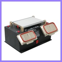 Wholesale Glass Separator - 3 in 1 Built-in Vacuum Pump LCD Touch Screen Separator Middle Bezel Frame Separate Split Machine For iPhone 6 plus Samsung LCD Glass Repair