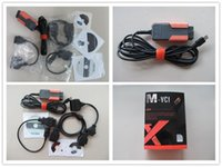 Wholesale Volvo Vida Cable - 2017 XHORSE MVCI 3 IN 1 For Toyota Tis For volvo vida dice for honda hds MVCI Interface professional diagnostic Tool