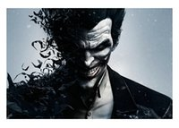 origin graphics - Batman Arkham Origins Painting Luxary Home Decoration Fashion Custom Poster Print Size x60 cm Wall Sticker