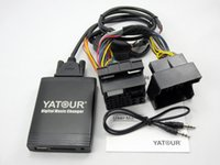 Wholesale Interface Yatour - Yatour Car Digital CD Music Changer USB MP3 AUX adapter For Ford (Europe 2003-2010) quadlock 6000CD 6006CD 5000C yt-m06 Bluetooth interface