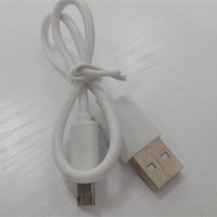 Wholesale Power Bank Connectors - Micro USB Cable Short 30CM 2A Charger Charging Cable Adapter Connector Cord for Android phones Power bank