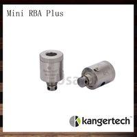 subtank rba atomizer großhandel-Kanger Subtank Mini RBA Plus Basis Kangertech Mini RBA Plus Deck V2 für Subox Mini Kit Subtank Plus Subtank Mini Zerstäuber 100% Original