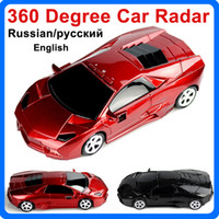 Wholesale Voice Controlled Car - Car Radar Detectors with Russian English Voice Speed Control Color Led Display Car Alarm Detector Radar Detector
