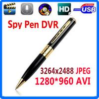 Wholesale micro camera audio recorder for sale - Group buy 5pcs HD Pen Camera Mini Ball Pen DV DVR Camera Voice Audio Recorder Micro USB DV Security Camcorder FPS Webcam