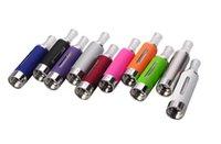 bcc bobines achat en gros de-MT3 Clearomizer 2.4 ml eVod BCC MT3 Cigarette électronique reconstructible Atomiseur bas bobine réservoir Cartomizer pour EGO EVOD batterie E Cigarette
