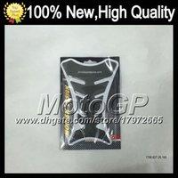 Wholesale Suzuki Gsxr Tank Pads - Carbon Fiber Tank sticker stickers For SUZUKI GSXR1000 GSXR 1000 GSX R1000 GSXR-1000 K9 09 2010 2011 2012 2013 3G113 Tank Pad Protector
