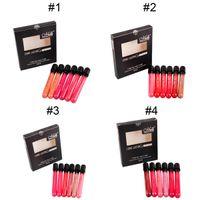 Wholesale menow lip online - M N LipsticK Durable Makeup Lipstick Non stick Cup Lip Gloss Colors MENOW M N Meinuo Lip Gloss Velvet Matte Waterproof