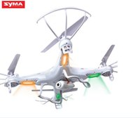 Wholesale Axis Cards - New Version SYMA X5C X5C-1 2.4GHz 4CH HD FPV Camera 6 Axis RC Helicopter Quadcopter Gyro 2GB TF Card 2MP Camera RM475