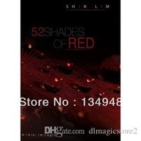 Wholesale Red Lim - Wholesale-52 Shades of Red by Shin Lim Card The not include gimmick