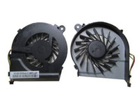 Wholesale Hp G62 Amd Fan - new laptop cpu cooling fan for HP compaq CQ42 G42 CQ62 G62 G4 G6 G7 CQ56 G56 646578-001 KSB06105HA DFS531105MC0T F9R5 order<$18no track