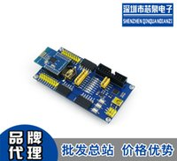 Wholesale Low Frequency Power Amplifier - nRF51822 ble4.0 Bluetooth module development board development board kit 2.4G low power consumption C-002