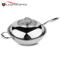 Cheap Wholesale-Free Shipping Top Quality Cooking Tools 9pc Of 18 10 Stainless Steel Cookware Set Healthy Flypan+3 Layer Steamer+Soup Pot