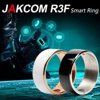 dispositivos de desbloqueio venda por atacado-Jakcom anel inteligente R3F 2017 novo produto de Desbloqueio de Dispositivos de Telefone Celular Celular Nfc Desbloqueio de Dispositivos de Telefone Celular