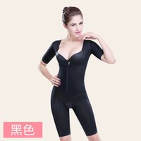 Wholesale Print Binders - Wholesale-Bodysuit women binder losing weight fitness corset plus size waist training corset bodies woman sexy butt lift shaper