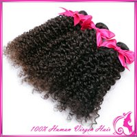 Wholesale Brazilian Hair Tight Curls - Wholesale Brazilian kinky curly virgin hair,3 pcs Soft and Smooth bundle deals Brazilian Virgin Hair Weaves human hair tight curl