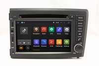 Wholesale special car dvd video - Android 7.1 Car DVD Player for Volvo S60 V70 2001 2002 2003 2004 with GPS Navigation Radio Bluetooth TV USB WIFI Stereo
