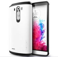teléfonos móviles lg g3 al por mayor-Para la carcasa protectora del teléfono móvil LG G3, nueva armadura Para la carcasa del teléfono móvil LG G3, Para el teléfono móvil LG G3, Estuche del teléfono G3