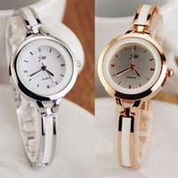 ingrosso bellissimi braccialetti-Orologio da polso al quarzo-OL per orologio da donna con cinturino in pelle da donna. Bello orologio da polso 25jMHM129