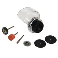 kits de perforación al por mayor-Envío gratis Dremel A550 Shield Kit herramientas rotativas accesorio accesorios para Mini Drill Cutting Cover