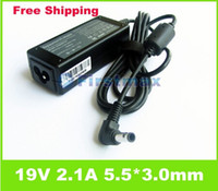 Wholesale OP V A W mm AC Adapter Power Charger For SAMSUNG N110 N120 N130 NC10 AD S PA