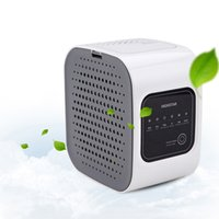 Wholesale Good Appliances - Simple-design Air Cleaner Good Quality Air Conditioning Appliances Excellent Air Purifier Small Space Odor Reduction Instrument
