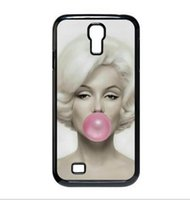 Wholesale Galaxy S4 Case Marilyn Monroe - New arrival Sexy Marilyn Monroe cool for samsung galaxy S3 S4 S5 S6 samsung note4 hard plastic cell phone case