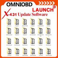 Wholesale Gds 431 - 2015 Newest Version Launch x431 Software Update for Launch X-431 all series (Diagun Master gx3 infinite tool heavy duty GDS etc)