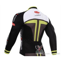 Wholesale Buy Winter Jackets China - cheap Fastshipping summer men Bobteam cycling Jersey sets in winter autumn with long sleeve bike jacket .Buy Directly from China Suppliers