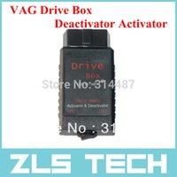 Wholesale Drive Box Edc15 - Wholesale-VAG Drive Box EDC15 ME7 OBD2 IMMO Deactivator Activator Free Shipping