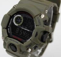 Wholesale Men Cartoon Watches - 2015 NEW Shock GW-9400 sports electronic GW9400 Children Candy Men women Sport Digital LED 9300 SHOCKS Cartoon Jelly Wrist Watches