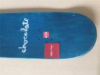 "Wholesale Chocolate Skateboards - Wholesale-2015 Hot Sale Chocolate Professional Skate Deck 8"" Maple Street Skateboard Deck 7 Layers Wooden Shape Skate"