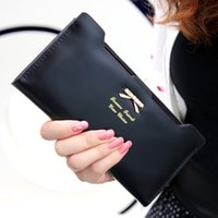 Wholesale Cheap Wallets Change Purses - Wholesale-2015 Direct Selling New Arrival Leather Women Wallets Women's Design Cheap Change Purse Famous Brand Wallet Wholesale Gift for
