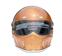 expédition HOT SELL nouveau design en gros-Free Simpson StarWars Casques ATV-1 casque d'or showsMotorcycle de course Exporté au Japon