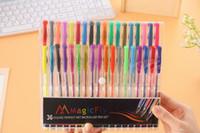 Wholesale Imagine Art - Presale - 36 Colors Gel Pen Imagine Create Artists Quality Perfect Art Micro Ink Pen Set