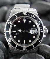 Wholesale Dive Eta - luxury swiss ETA watch automatic watches men's mechanical dive watches ro1006